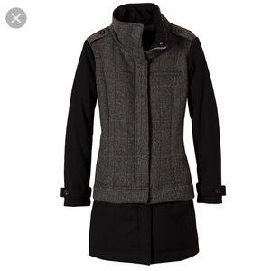Prana Caprise jacket coat nwt